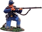 Union Infantry Kneeling Firing #1