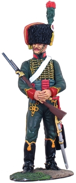 French Trooper - Chasseurs a Cheval - 1 left