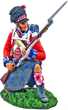 Black Watch 1815 - Kneeling Defending #1