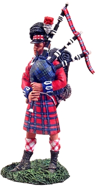 Black Watch 1815 - Piper #1