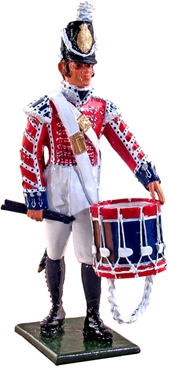Drummer - 2nd Coldstream Foot Guards 1815