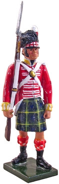 Private - 92nd Gordon Highlanders 1815