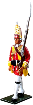 Grenadier - 15th Regiment of Foot - 1754-1763