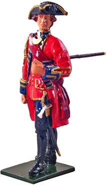 Provincial Officer 60th Regiment of Foot 1754-63