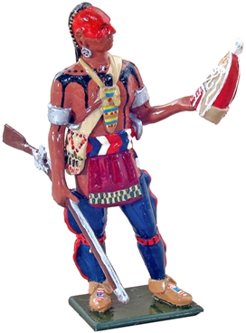 Huron Warrior - 1751-1764