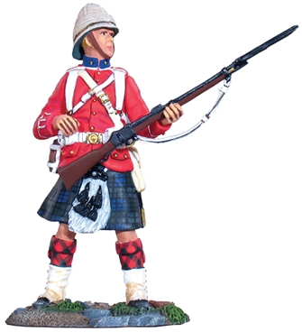 Black Watch Highlander - Egyptian War 1882