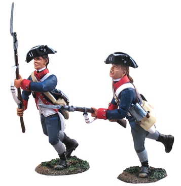 New Jersey Regiment Charging Set #1