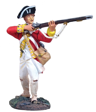 British 80th Foot Standing Firing #1
