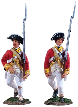 British 80th Foot Marching Set #1
