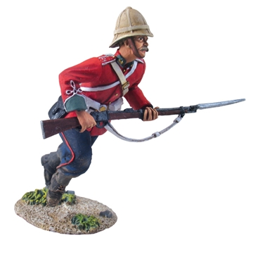 British 24th Foot Charging No.2