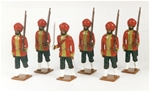 15th Bengal Native Infantry (Ludhiana Sikhs) 1890