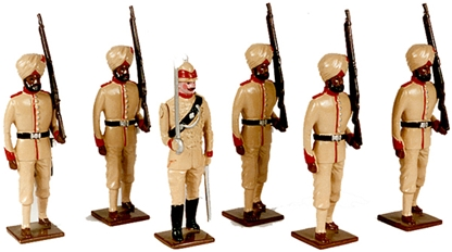 Punjab Frontier Force - 1890