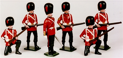The Coldstream Guards - Marching Order - 1882