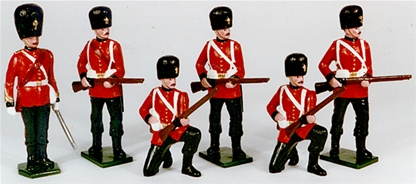 The Royal Fusiliers - Marching Order - 1882