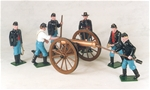 Civil War Union Artillery