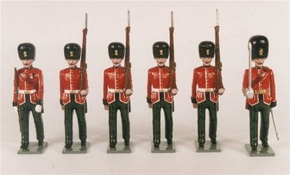 Royal Scots Fusiliers 1895