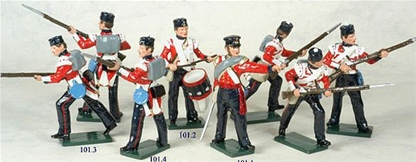British Infantry Command - The Crimean War