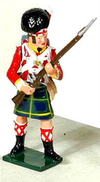 Gordon Highlander - Napoleonic Wars