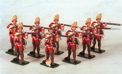 British Grenadier Co. Set 2 - French & Indian War