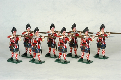 Grenadier Co. Black Watch #2 - Fr & Indian War