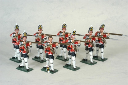 Seven Years' War - British Grenadiers
