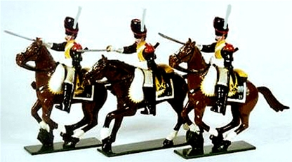 French Line Dragoons (Elite Co)