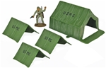 U.S. Marine Corps Tent Set - basic painted