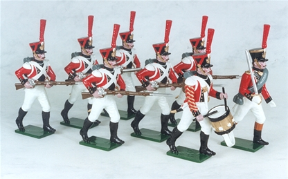 Napoleonic 3rd Swiss Regiment - French Service
