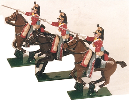 Napoleonic  1st Royal Dragoons British Cavalry