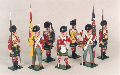 Napoleonic  92nd Gordon Highlanders