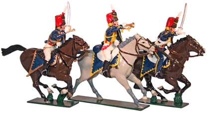British 7th Queen's Own Hussars Command