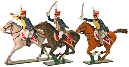 The 10th Prince of Wales Hussars Command Set