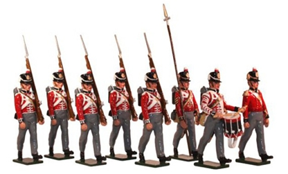 Napoleonic British Foot Guards