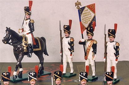 French Imperial Guards 1810