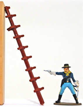 Fort Apache Single Pole Ladder