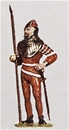 German Man at Arms -- late XIV Century