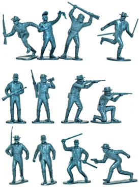 7th Cavalry - metallic blue color - limited stock