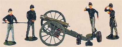 Union Artillery Team