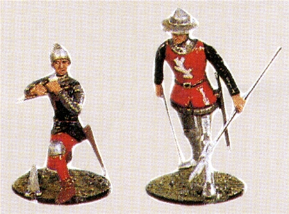 English Men at Arms