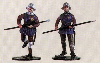 King Jean's Spearmen