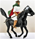 Mounted Arab - Charging with spear