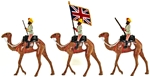 Indian Bikinir Camel Corps