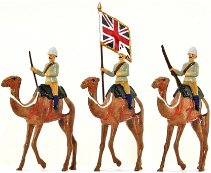 British Camel Corps - 1 set left