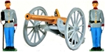 American Civil War - Confederate Artillery