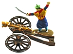 Chinese 'Dragon' Cannon - bronze barrel - 1 left