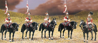 The 16th Lancers -- Only One in Stock!