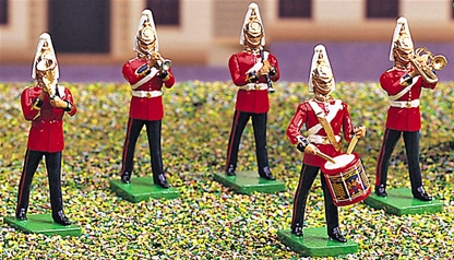 Band of the Life Guards Set #2 - 2 sets in stock!
