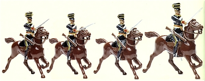 Light Brigade Add-on: The 4th Light Dragoons