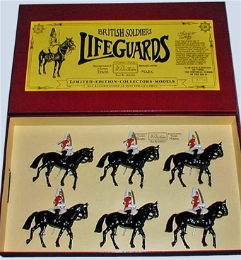 Mounted Lifeguards of the Household Cavalry