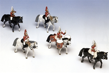 The Life Guards Mounted Band (Set 1) - last set
